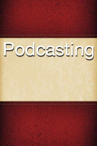 Podcasting podcasting software