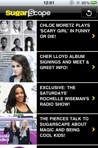 Sugarscape celebrity gossip uk