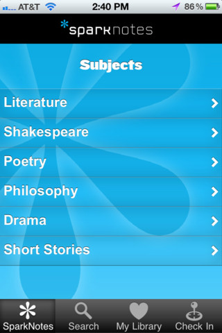 SparkNotes