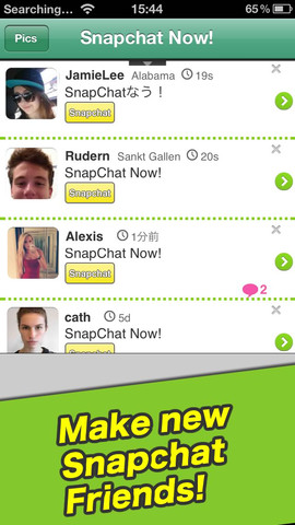 Chat Now! for Snapchat 1.0