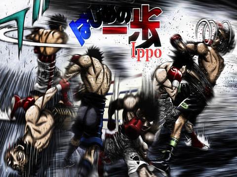 Wallpapers Hajime No Ippo edition
