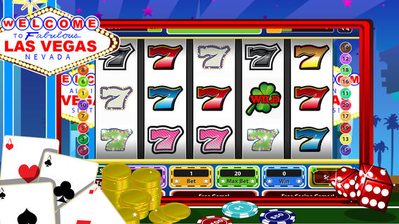 free video slots games for fun