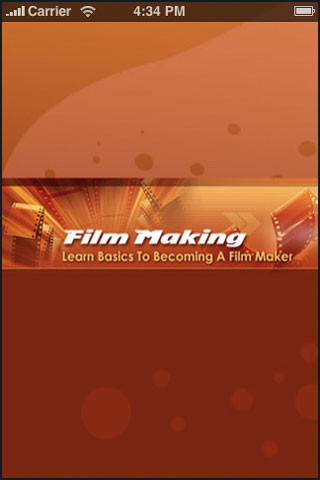 Film Making film making supplies