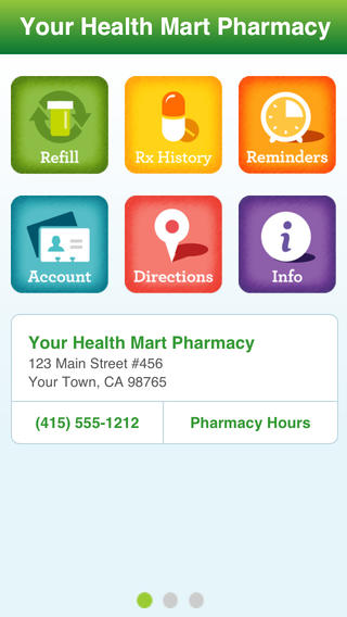 Health Mart furniture mart