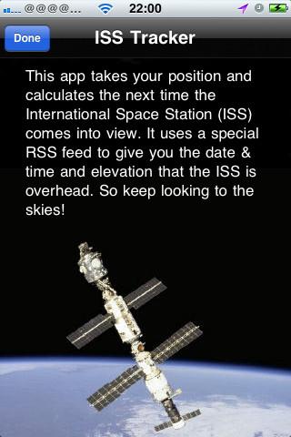 international space station tracker - 320×480