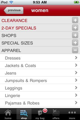 Macy's iShop