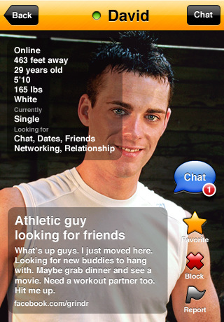 Grindr Xtra App for iPad - iPhone