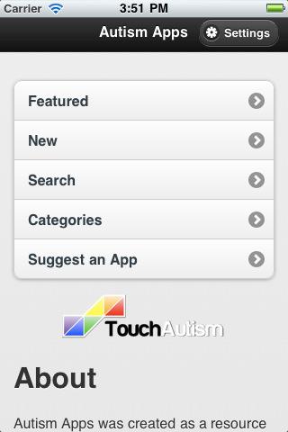Autism Apps