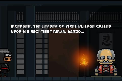 Pixel Ninja!