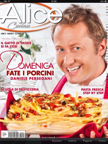 Alice cucina app for ipad iphone lifestyle - Cucina di alice ...