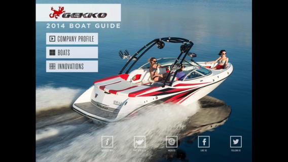 Gekko 2014 Boat Guide computer video games 2014