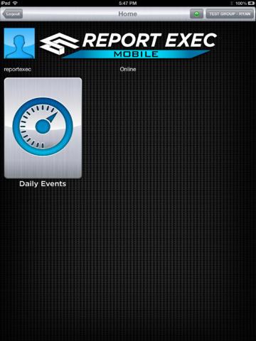 exec mobile app