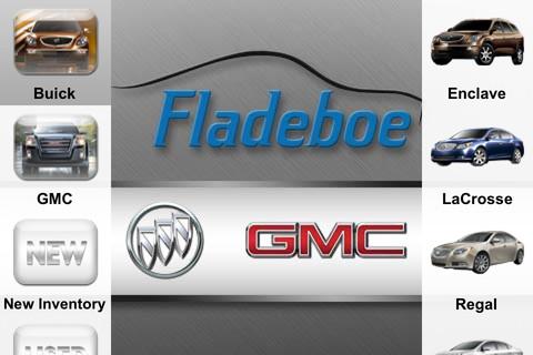 Fladeboe Buick GMC App