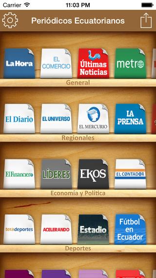 Ecuador Newspapers ecuador newspapers