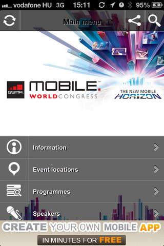 GSMA Mobile World Congress 2013