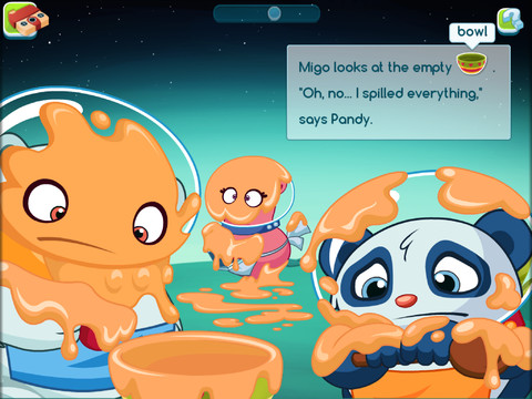 CosmoCamp: The Sweet Adventure! - Interactive Storybook