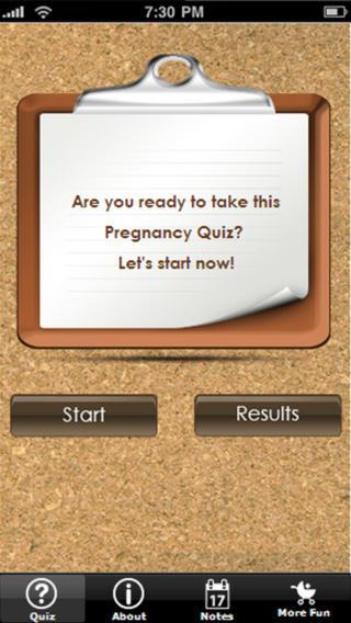Pregnancy Quiz Up PRO - Early Pregnancy Symptoms Quiz Online! very early symptoms pregnancy