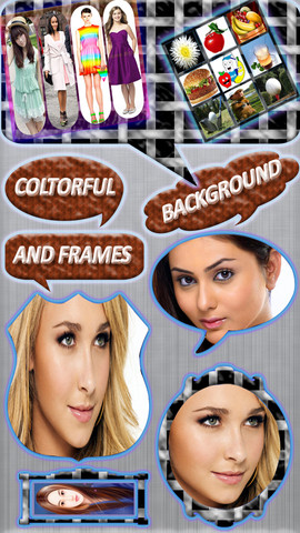 Insta Photo Collage + Picture Caption Editor & Picture Frames picture frames cheap