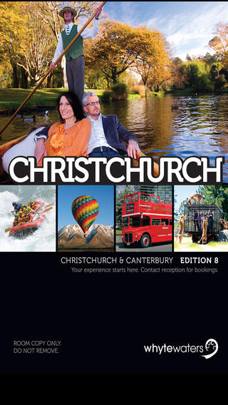 Christchurch & Canterbury Magazine christchurch school virginia