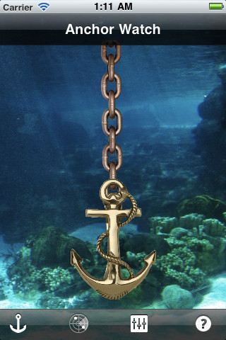 Anchor-Watch
