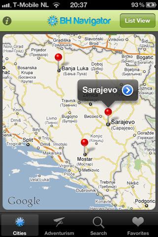 BH Navigator bosnia and herzegovina culture