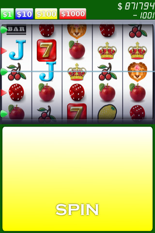 slot machine for ipad