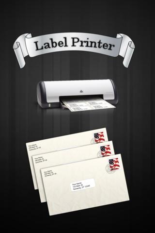 Print Labels printing labels