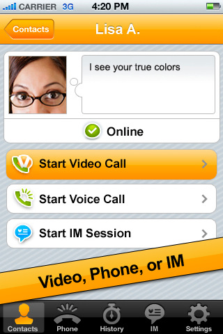 ooVoo Mobile