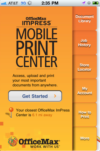 Print Center officemax