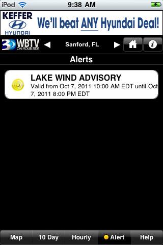 WBTV Weather
