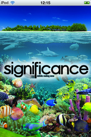 Significance statistical terms