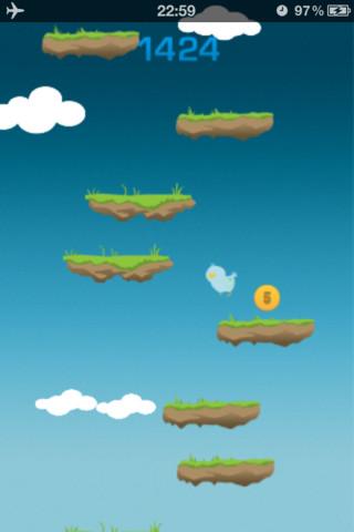 Tweet Jumper doodle jump apk