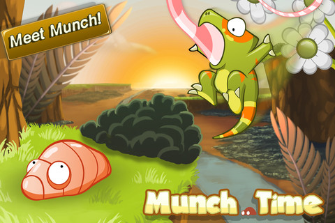 Munch Time HD