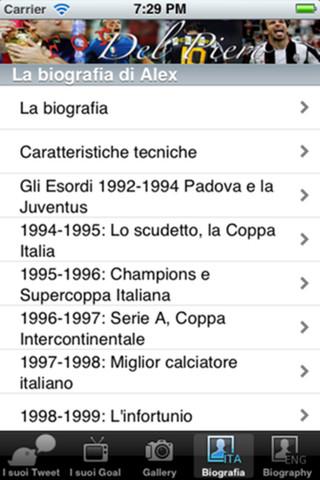 For Del Piero