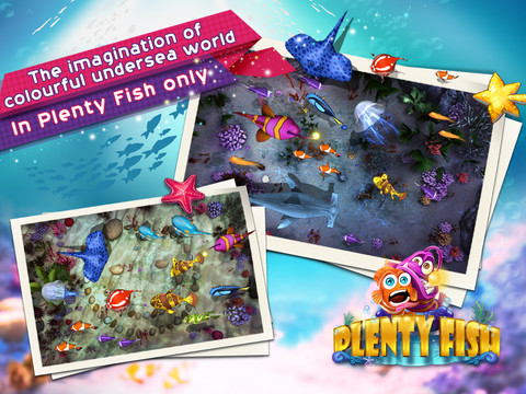 Plenty fish hd app for ipad iphone games app by elex for Download plenty of fish app