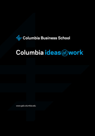 Ideas at Work work life balance ideas