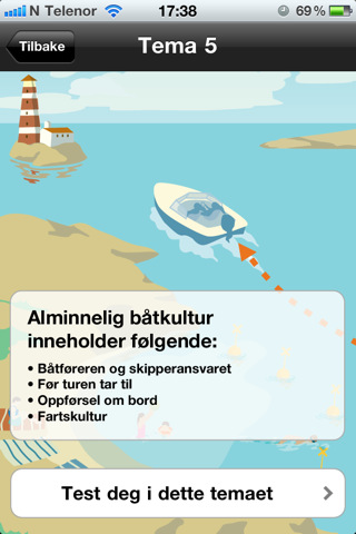 Båtførerprøve
