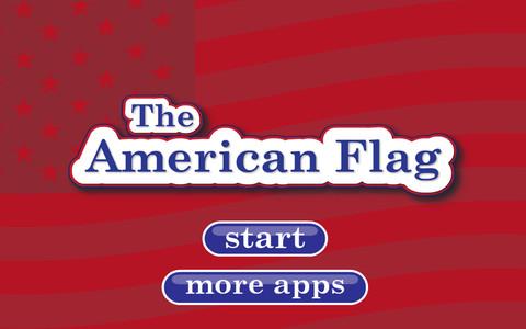 American Flag andalucia flag