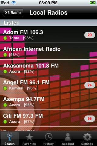 logfm   radio 1234 kessbenfm