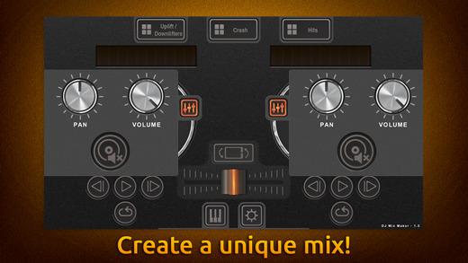 DJ Mix Maker FREE dj music making