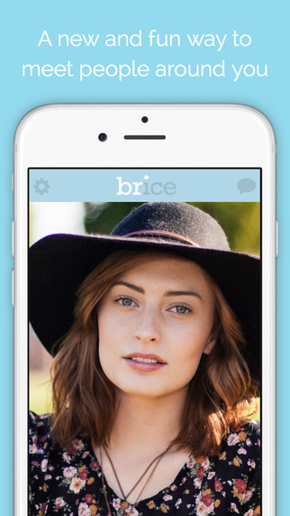 Brice | Dating re-invented | Break the ice with people around you for free! printing press invented