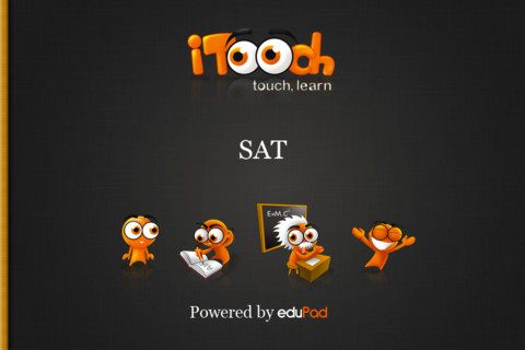 iTooch SAT | Worksheets on Critical Reading, Math, Biology, U.S History to practice for the SAT test good sat scores