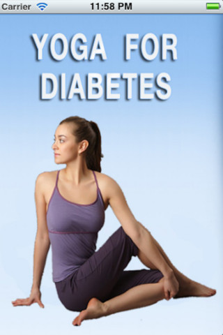 diabetes yoga app for ipad  iphone  health  fitness