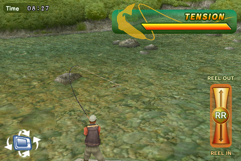 Fly fishing 3d app for ipad iphone games for Fly fishing apps