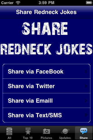 Redneck Jokes 1.0