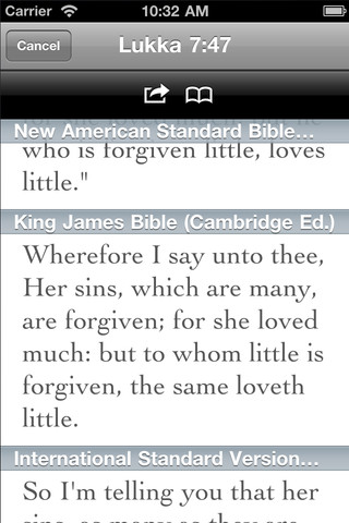 Luganda Bible!