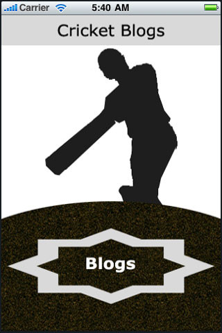 Cricket Blogs francophiles blogs