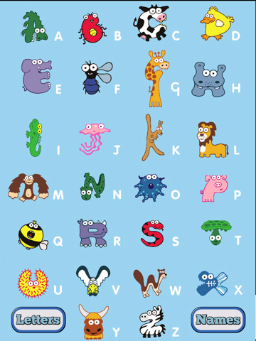 Tags   animals abc animals 5Kc3l18a