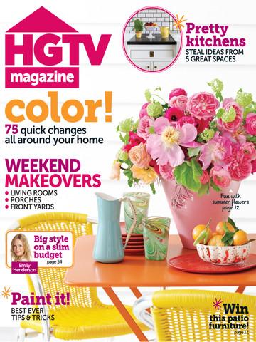 HGTV Magazine hgtv shows
