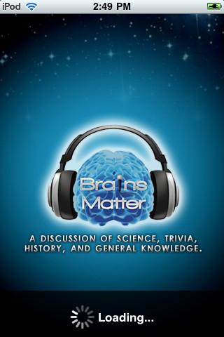 Brains Matter